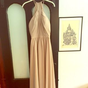 Sorella Vita bridesmaid dress color vintage rose